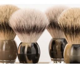 Как выбрать помазок для бритья?