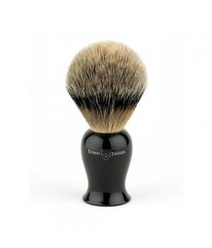 Помазок для бритья Edwin Jagger Plaza имитация черного дерева (Барсучий ворс)