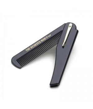 Мужская складная расческа для бороды The Bearded Man Company