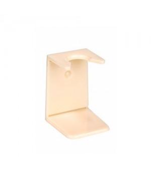 Подставка для помазка Edwin Jagger имитация слоновой кости 21 мм
