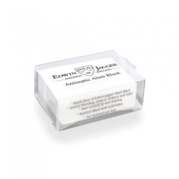 Квасцовый камень (алунит) Edwin Jagger, кровоостанавливающий, блок, 54 гр