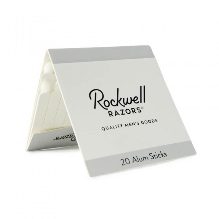 Квасцовый камень (алунит) Rockwell, кровоостанавливающие палочки