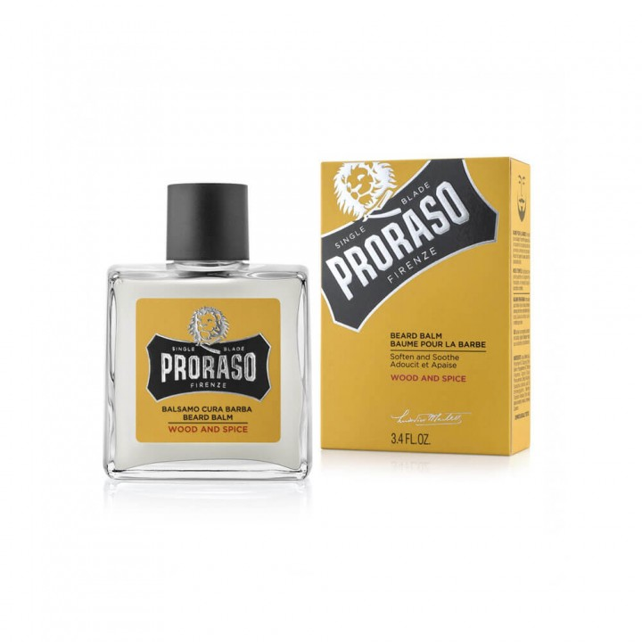 Бальзам для бороды Proraso Wood and Spice 100 мл