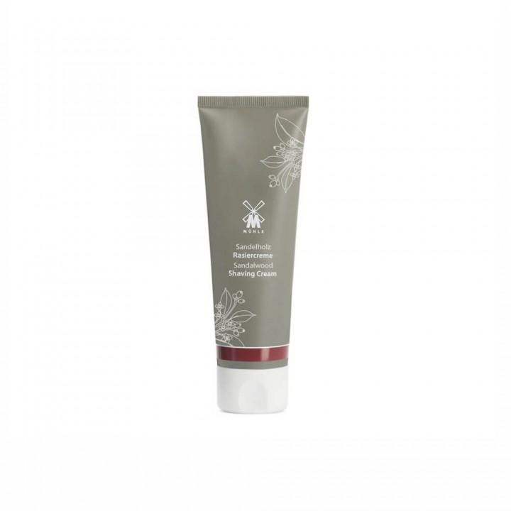 Крем для бритья Muehle Skin Care Сандал, 75 мл