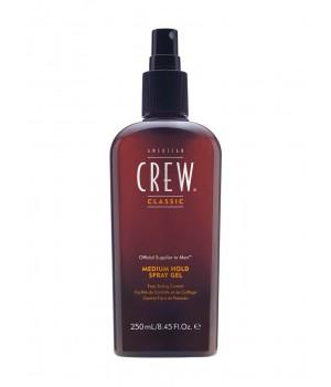 Спрей-гель для волос средней фиксации American Crew 250 мл