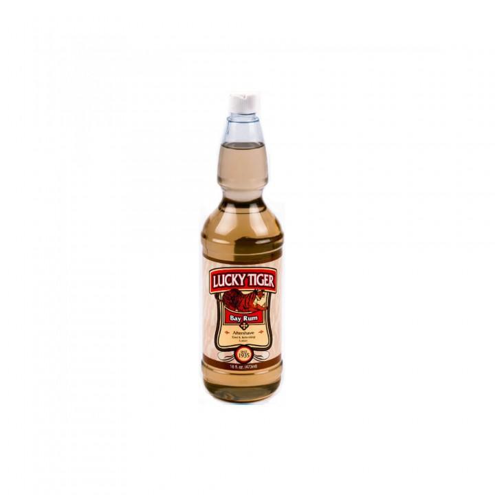 Лосьон после бритья (лавровишневая вода) Lucky Tiger 473 мл