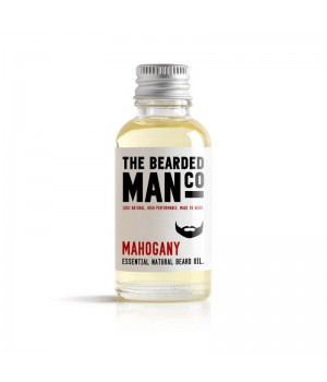 Масло для бороды The Bearded Man Company, Mahogany, 30 мл