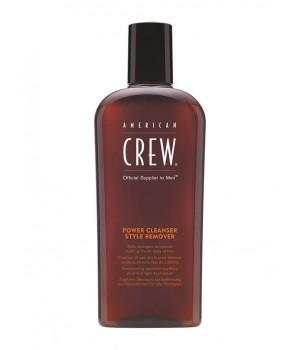 Шампунь для ежедневного ухода, очищающий волосы от укладочных средств American Crew Power Cleanser Style Remover 1000 мл
