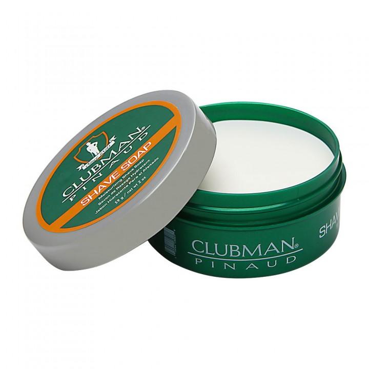 Мыло для бритья Clubman Shave Soap 59 гр.