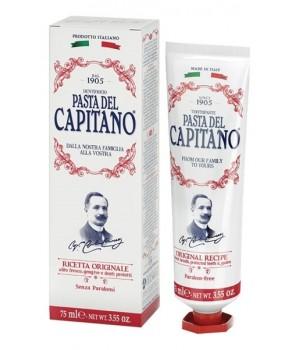 Зубная паста оригинальный рецепт Pasta del Capitano 25 мл