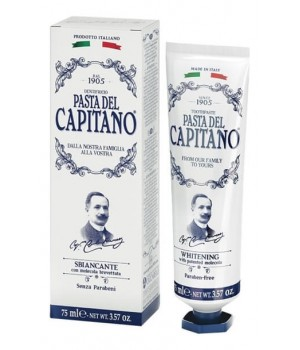 Зубная паста отбеливающая Pasta del Capitano 25 мл