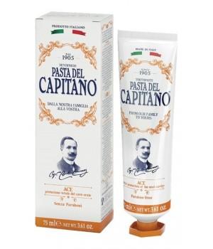 Зубная паста с витаминами A,C,E Pasta del Capitano 25 мл