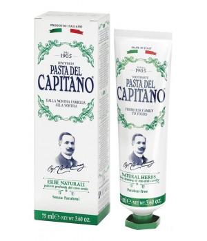 Зубная паста на натуральных травах Pasta del Capitano 25 мл