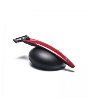 Подарочный набор Bolin Webb R1, бритва R1-S красная, подставка R1 черная