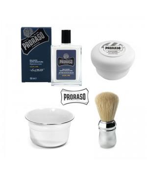 Набор для влажного бритья Proraso Azur Lime