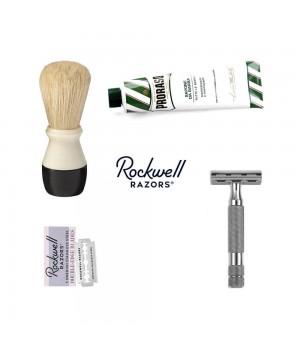 Набор для бритья Rockwell Эвкалипт