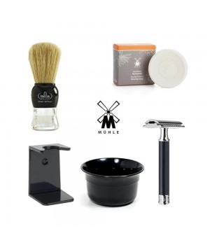 Набор для бритья Muehle Черный